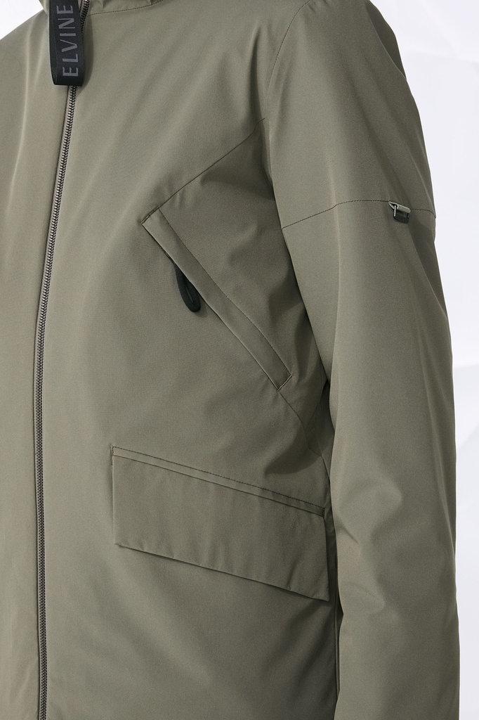 elvine cole jacket - castor green