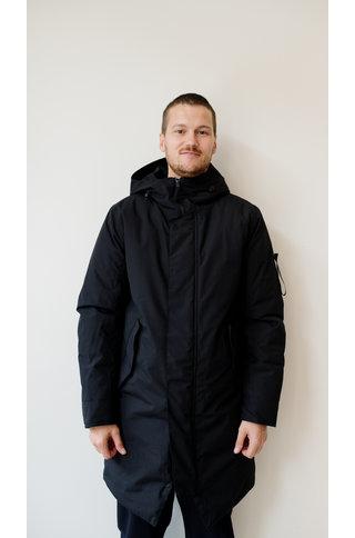 elvine gunter jacket - dark navy