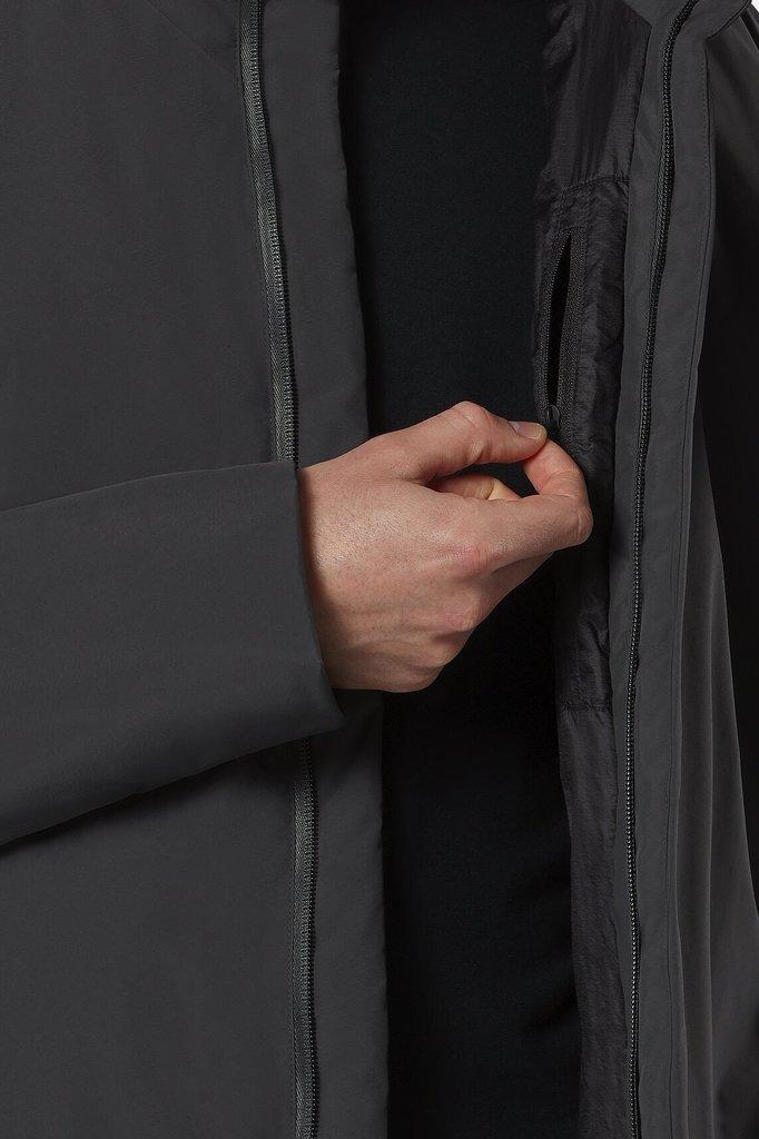 veilance euler is jacket - black