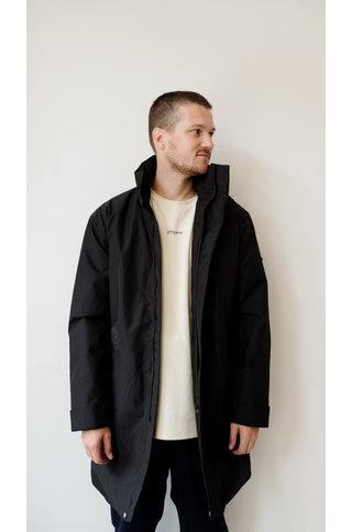 veilance euler is jacket - black