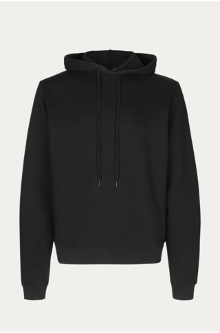 won hundred luke hoodie - black