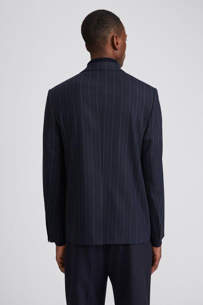 filippa k harrison blazer - navy stripe