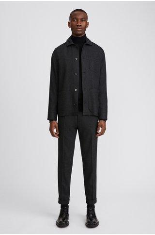 filippa k terry flannel pants - dark grey