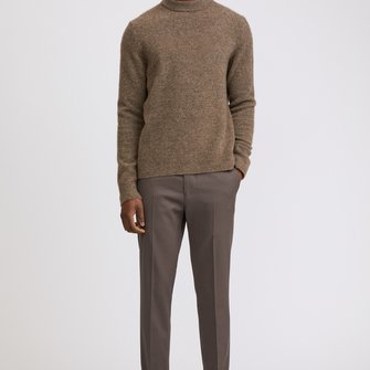 filippa k terry cropped pants - taupe