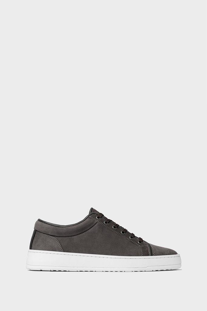 etq amsterdam lt 01 sneaker nubuck leather - anthracite
