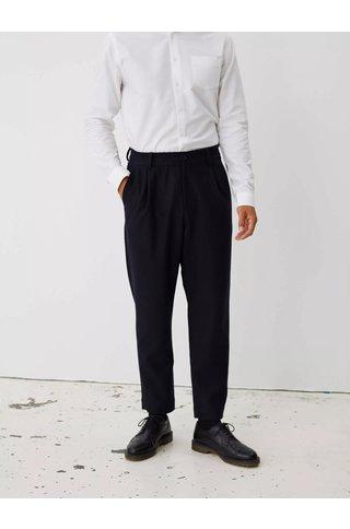 Libertine Libertine smoke pants - dark navy twill