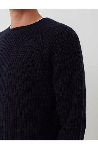 Libertine Libertine transfer knit - dark navy