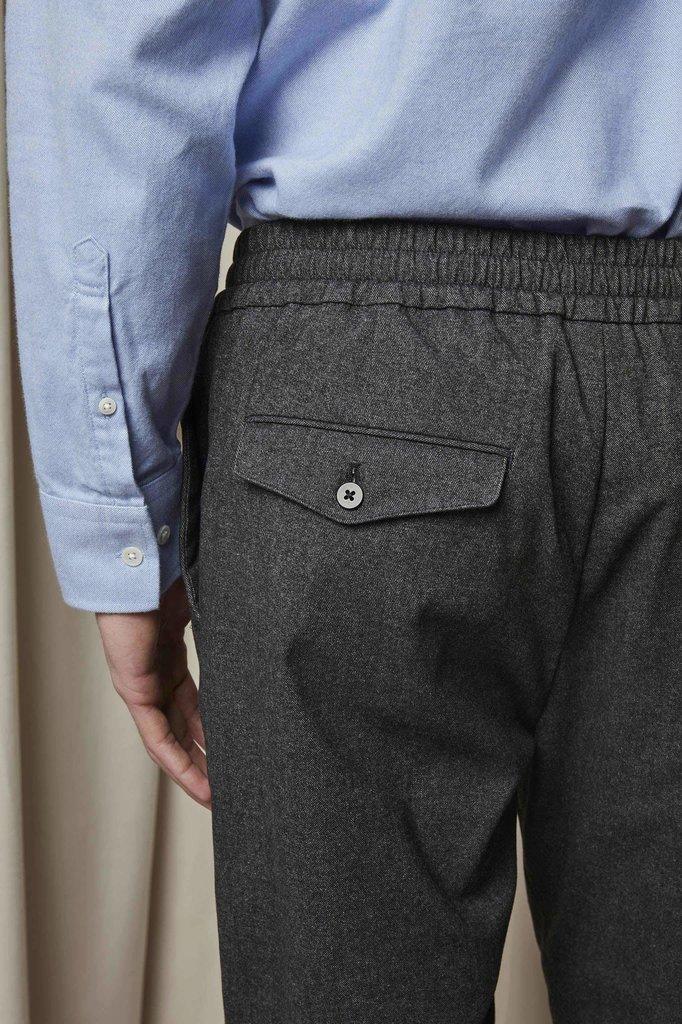 nn07 foss 1393 pants - black