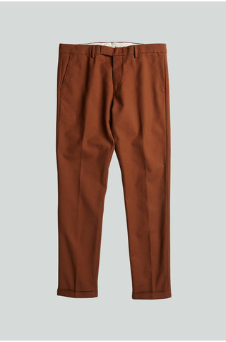 nn07 scott 1386 pants - canela brown