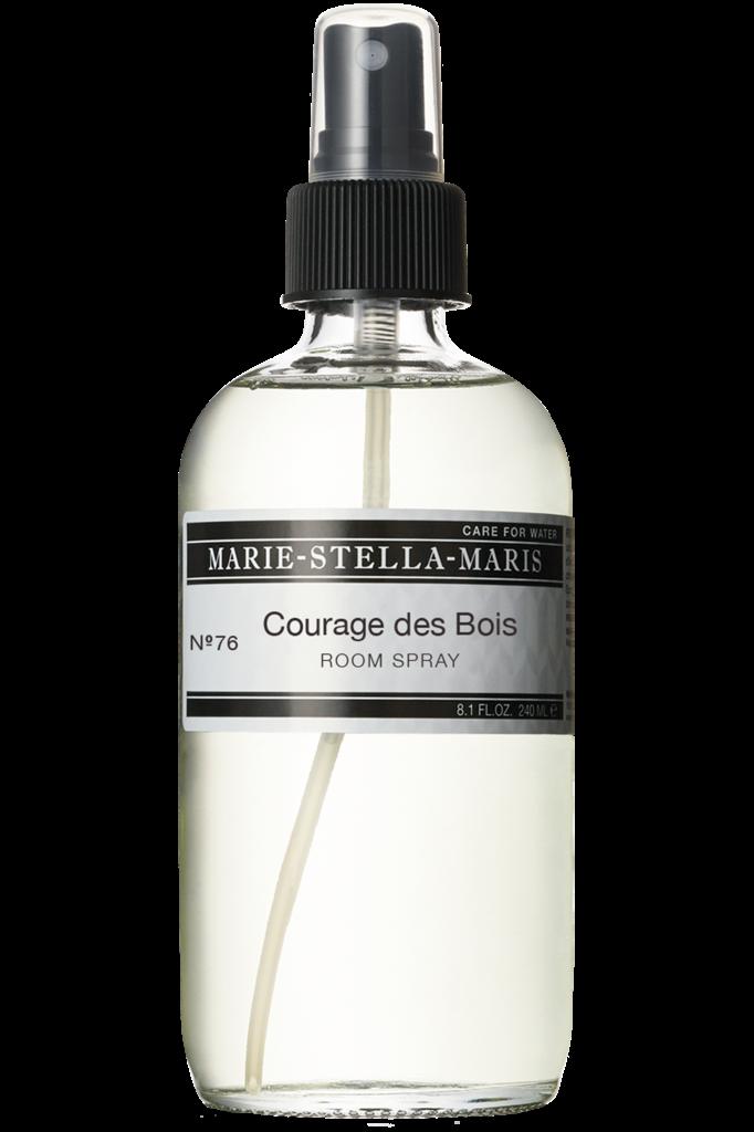 marie-stella-maris room spray courage des bois - 240ml