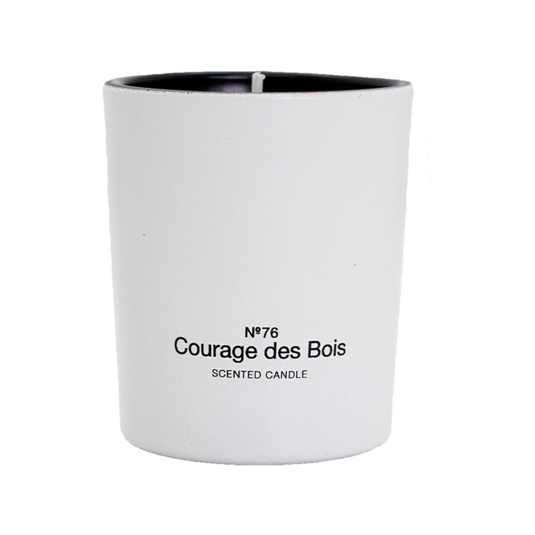 marie-stella-maris eco candle courage des bois - 220gr