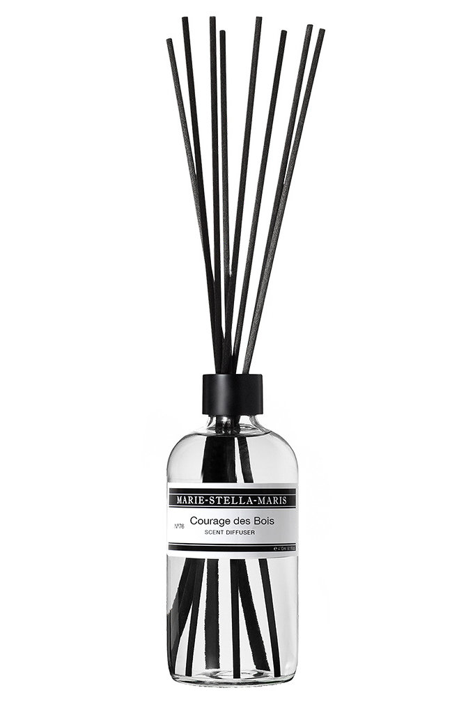 marie-stella-maris scent diffuser courage des bois - 470ml