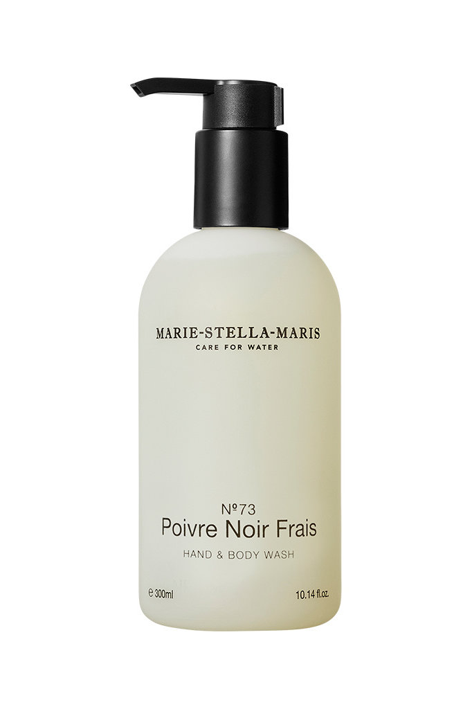 marie-stella-maris hand&body wash poivre noir frais - 300ml