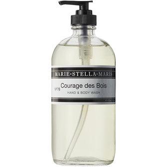 marie-stella-maris hand&body wash courage des bois - 470ml