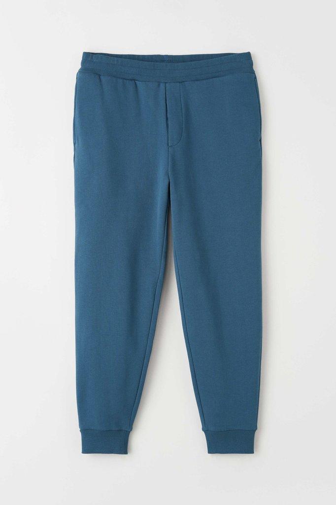 tiger of sweden cassidy sweatpants - pale dust blue