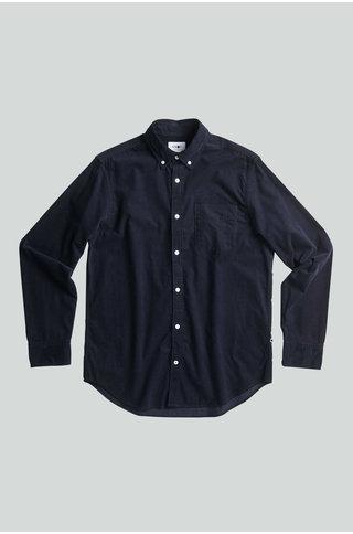 nn07 levon bd 5723 shirt - navy blue