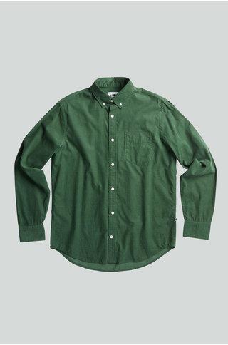 nn07 manza slim 5722 shirt - bottle green