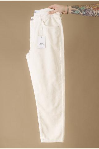 won hundred ben corduroy pants - cannoli cream
