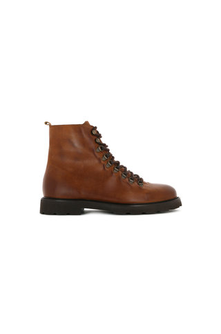royal republiq tediq h.oxford combat boot - tan