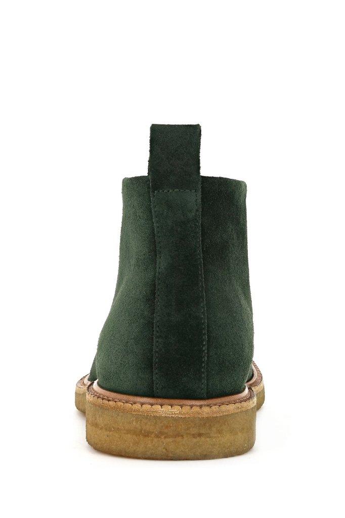 royal republiq cast c. suede chukka shoe - green