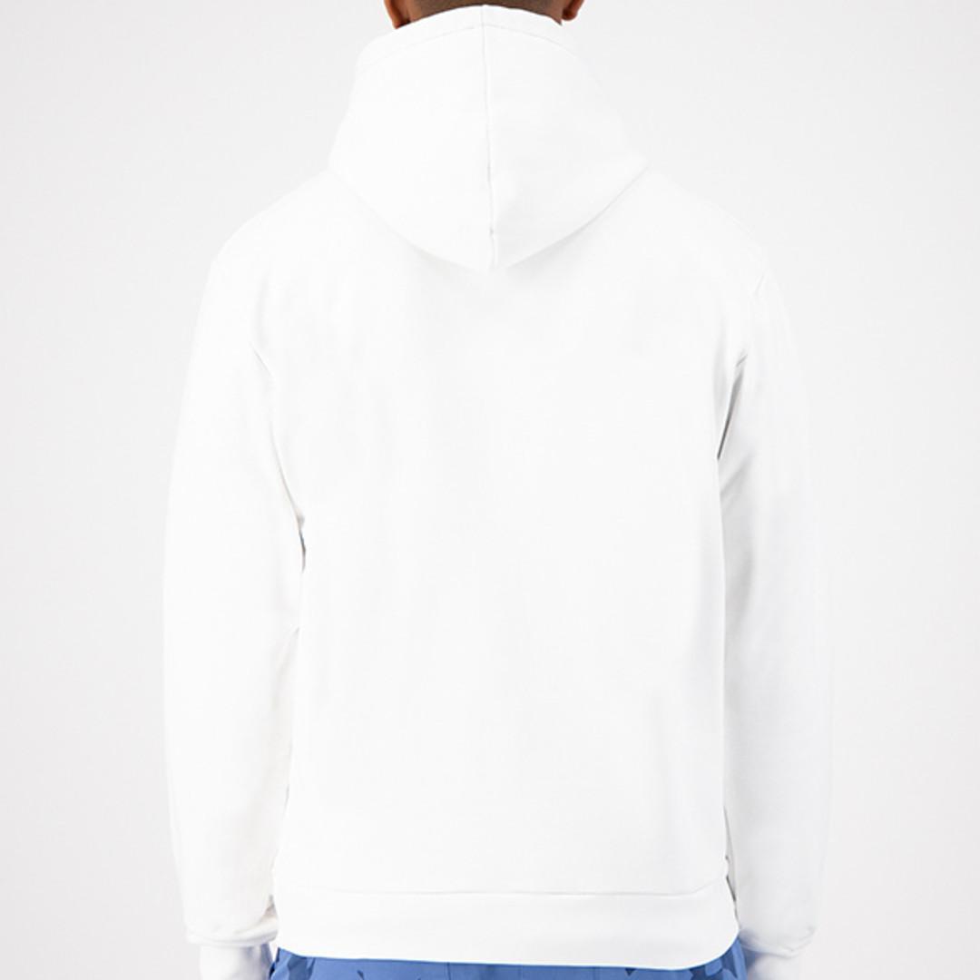 arte holden hoodie - white