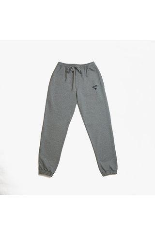 arte tristian heart pants - grey