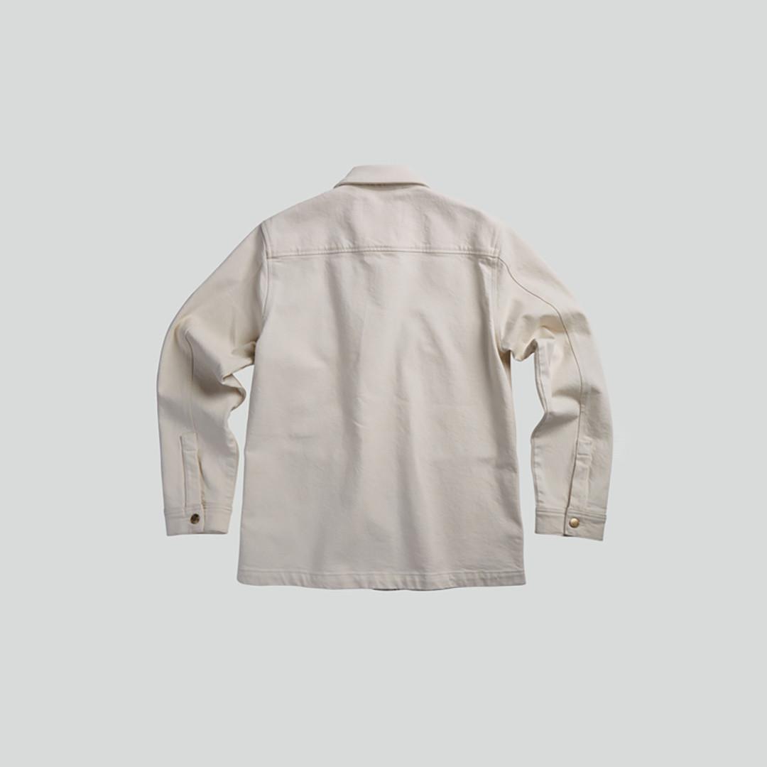 nn07 bernard 1856 blazer - ecru