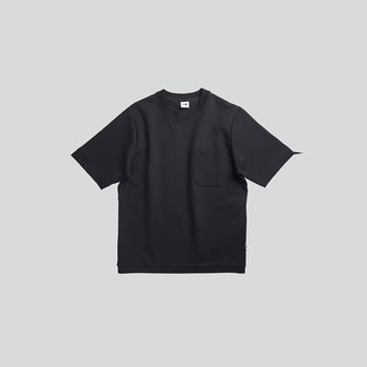 nn07 denzel 3457 sweat - black