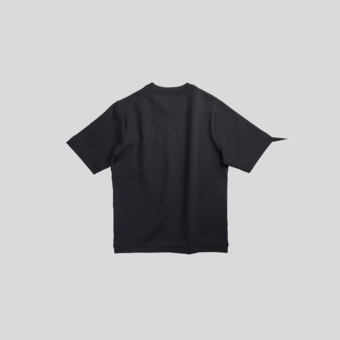 nn07 denzel 3457 sweat - black