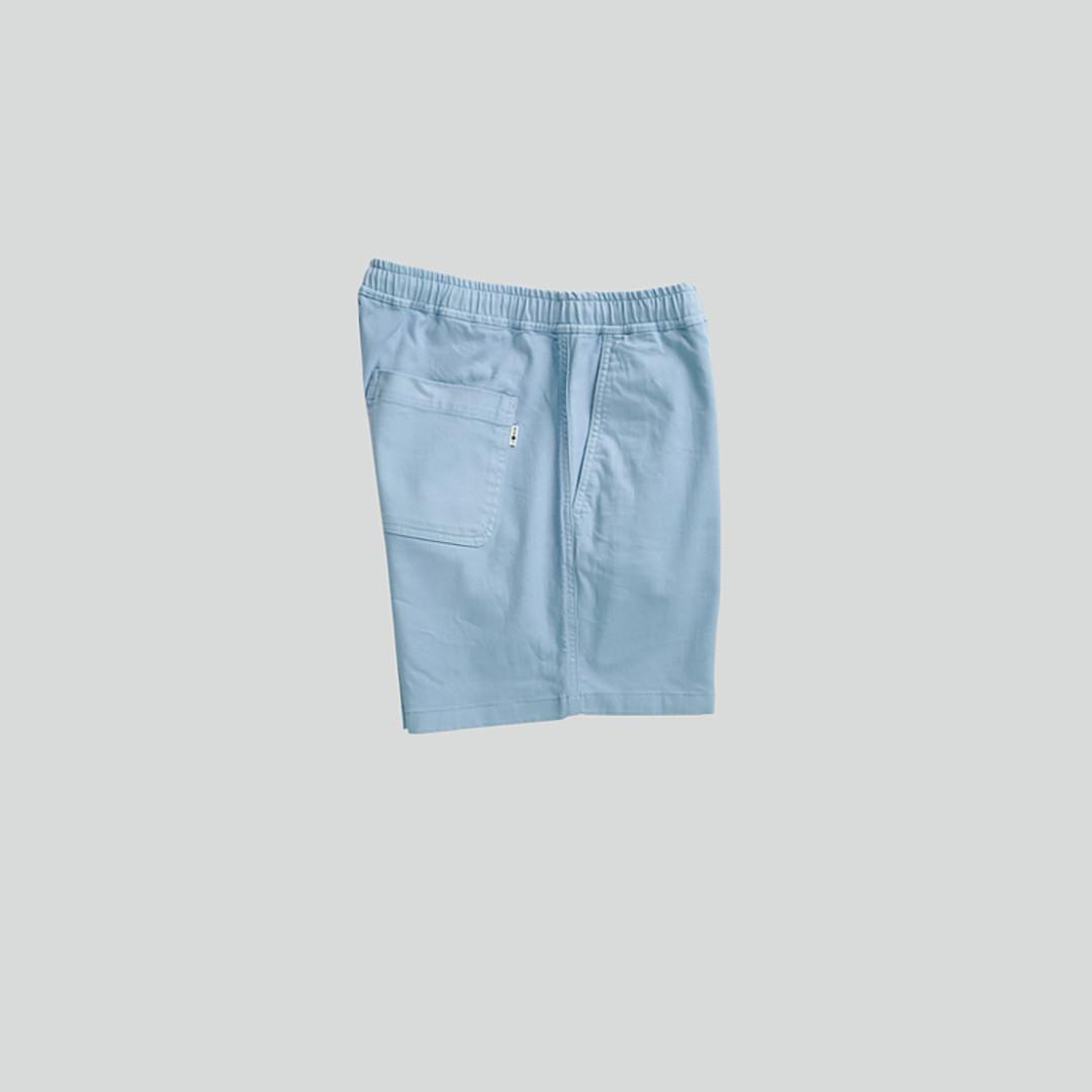 nn07 gregor 1034 shorts - light blue