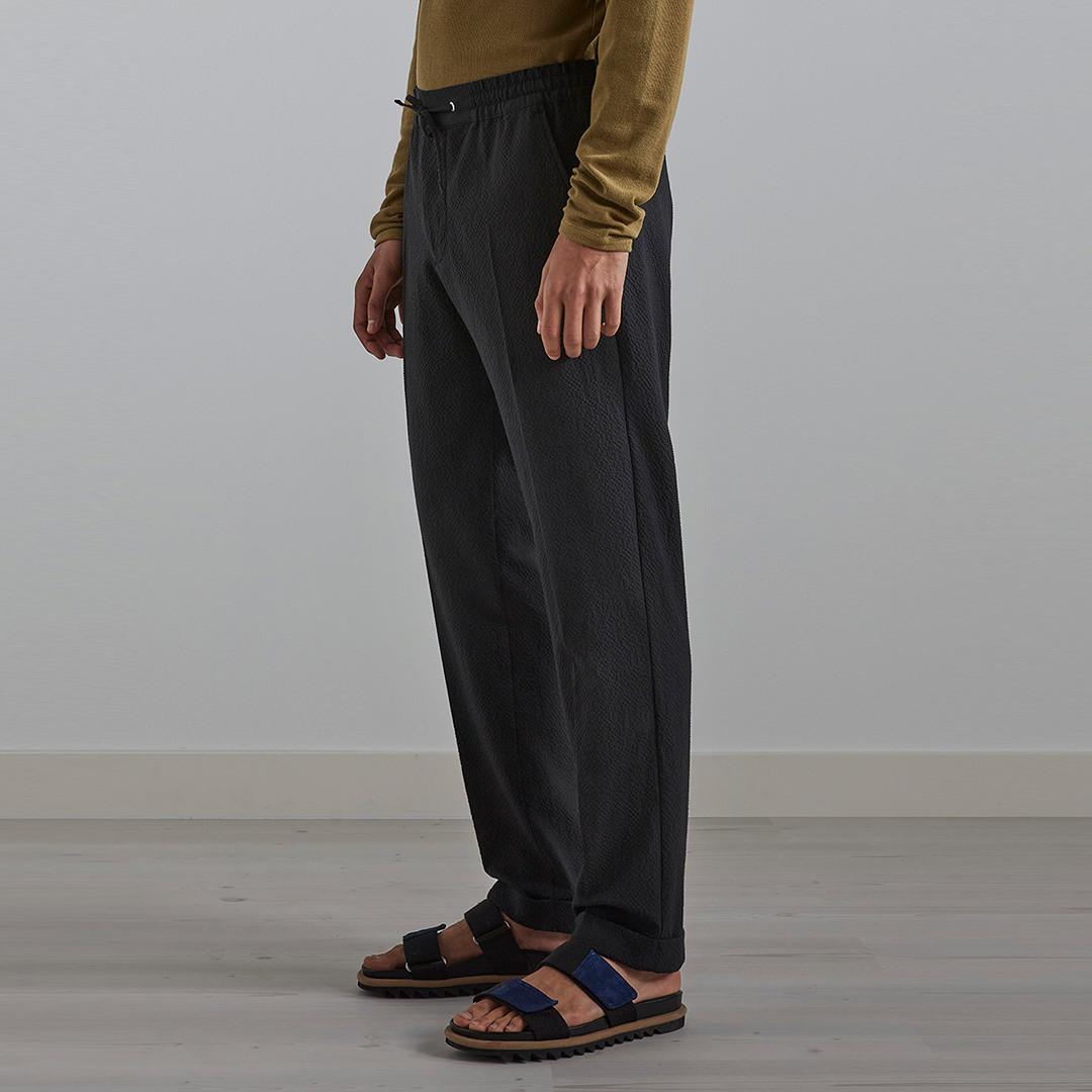 nn07 sebastian 1045 pants - black