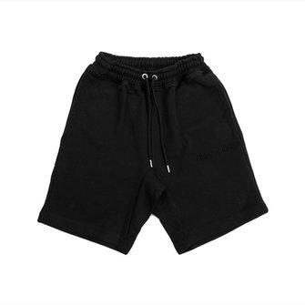 filling pieces essential core logo shorts - black