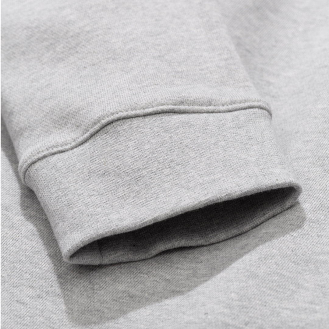 norse projects vagn projects logo crew - light grey