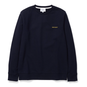 norse projects vagn projects logo crew - dark navy
