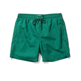 norse projects hauge swimshort - sporting green