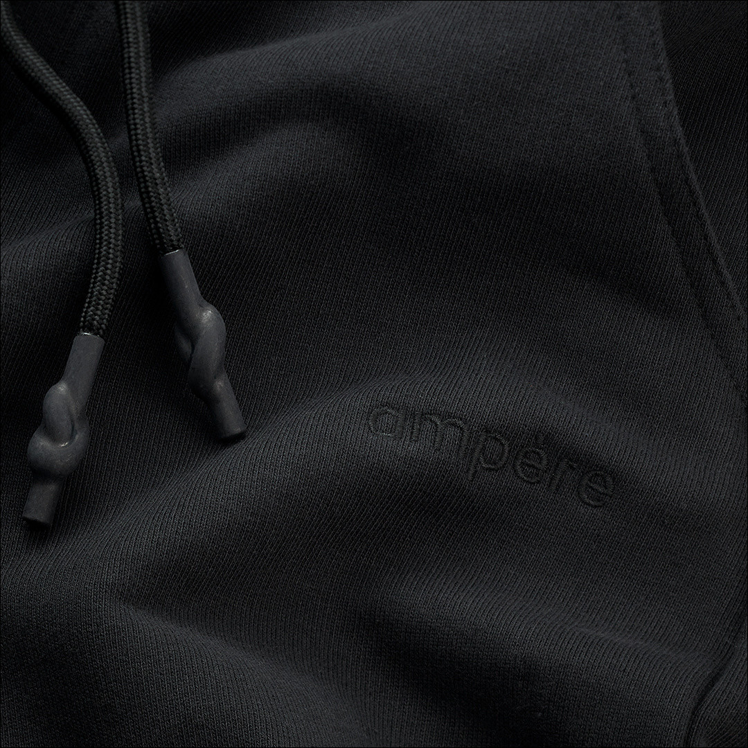 ampère karel short - black