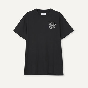 libertine libertine beat pulpo picnic 1868 tees - black
