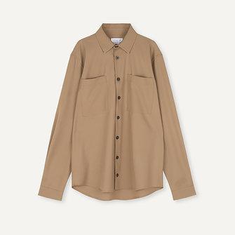 libertine libertine canyon 2025 shirt - khaki