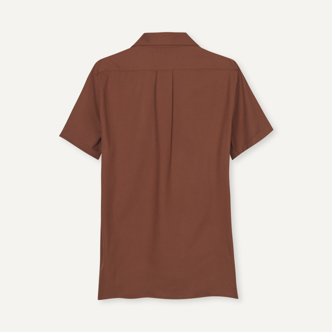 libertine libertine cave 2028 shirt - oak