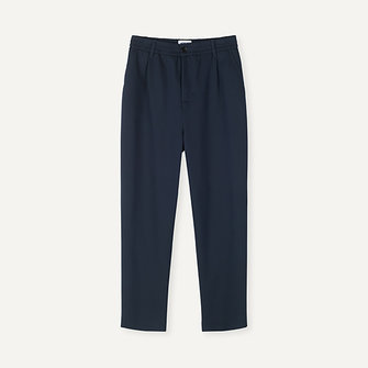 libertine libertine smoke 900 pants - navy