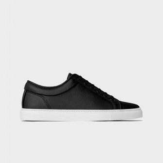 etq amsterdam lt.01 vegea® sneaker - black
