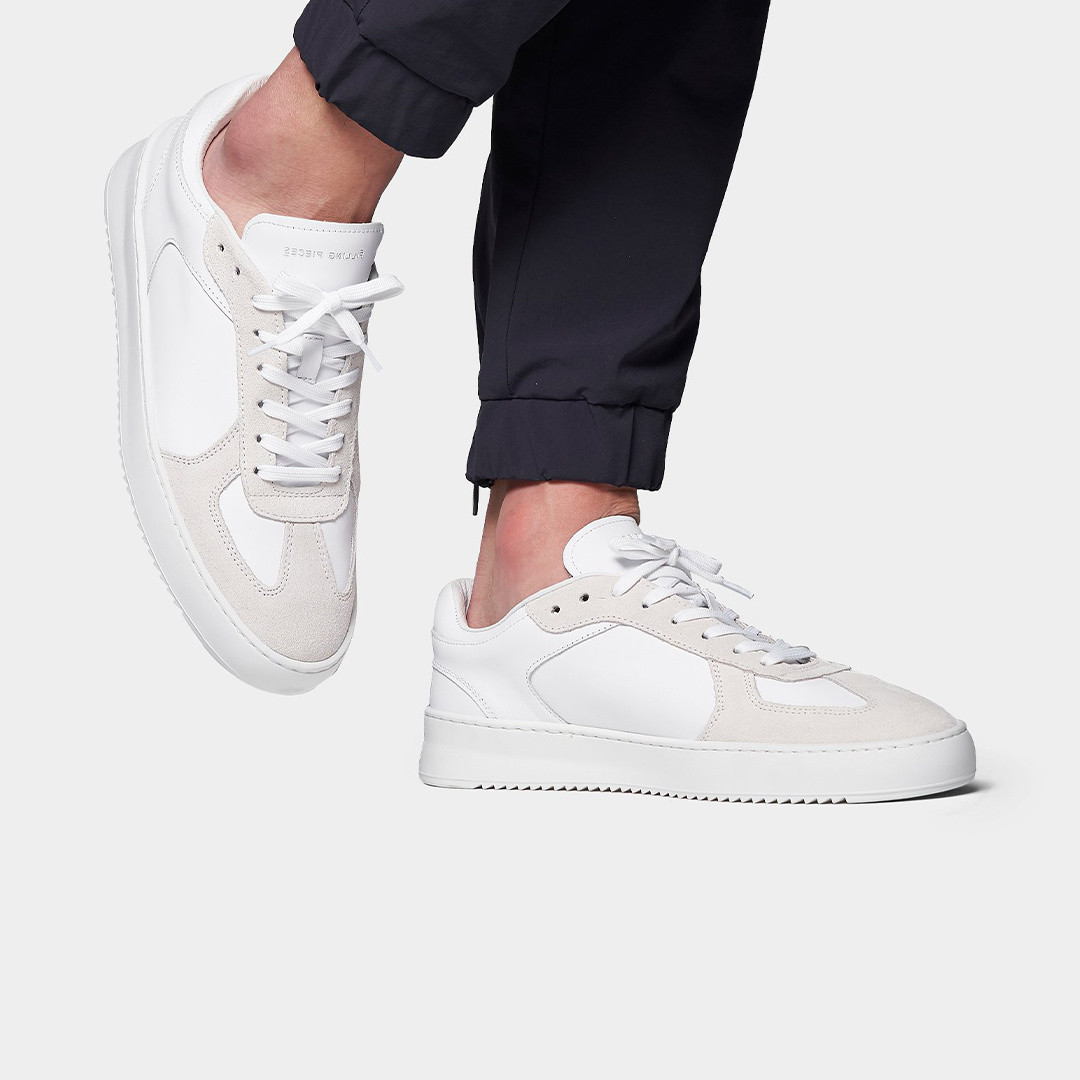 filling pieces field ripple pine - white