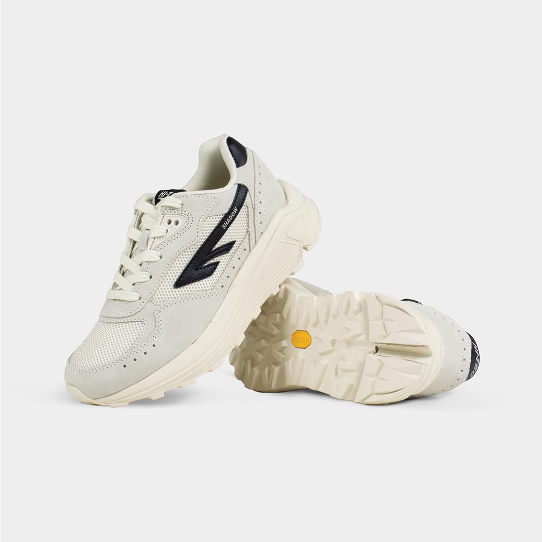 hts74 hi-tec hts74 shadow rgs sneaker - off white black