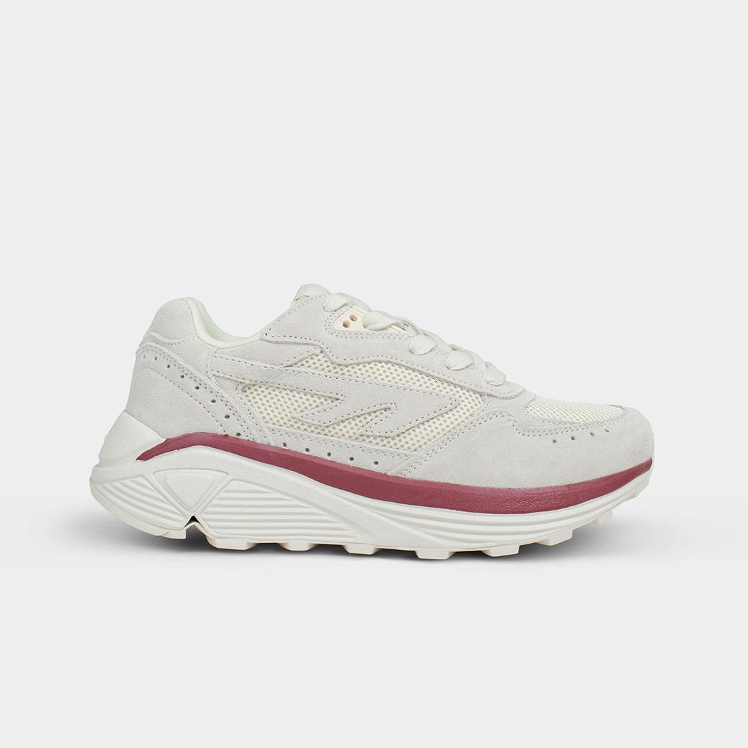 hts74 hi-tec hts74 shadow rgs sneaker - grey rosewood