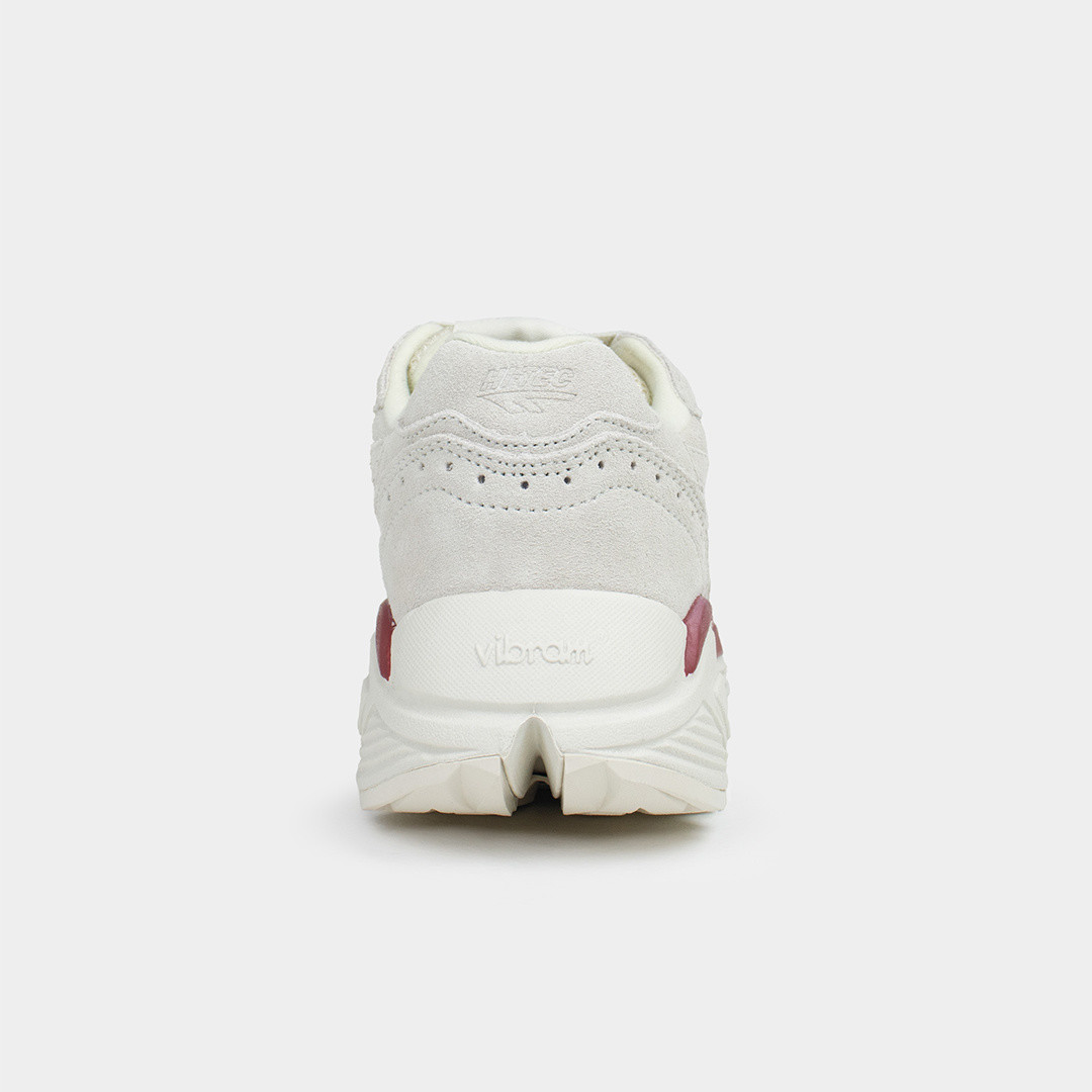 hts74 hi-tec hts shadow rgs sneaker - grey rosewood