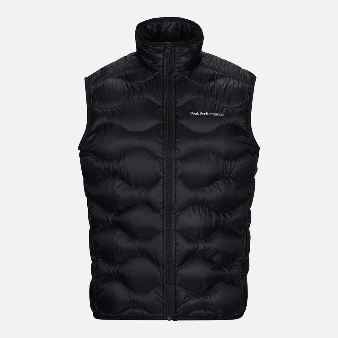 peak performance helium vest - black