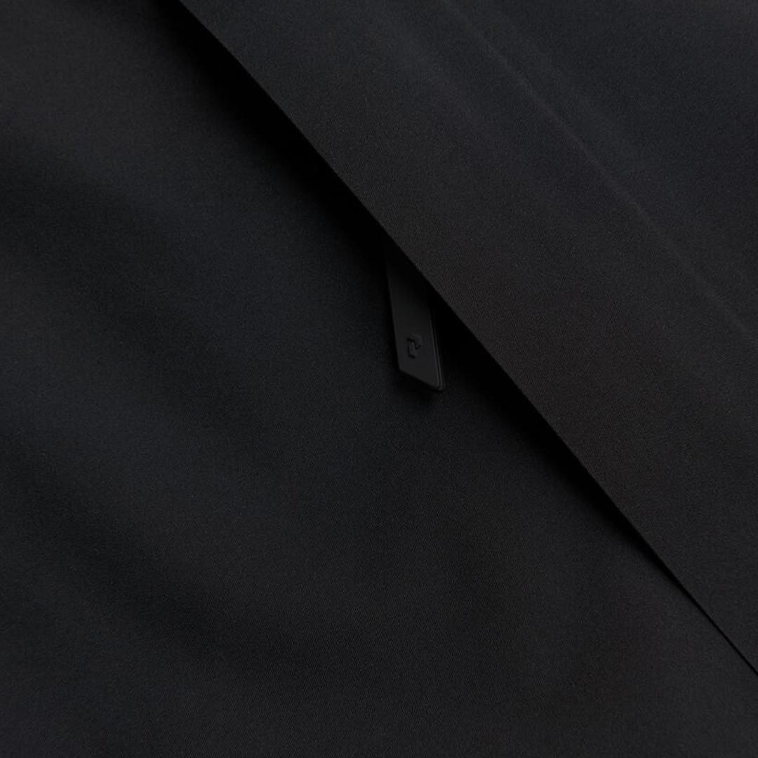 peak performance light pac parka - black