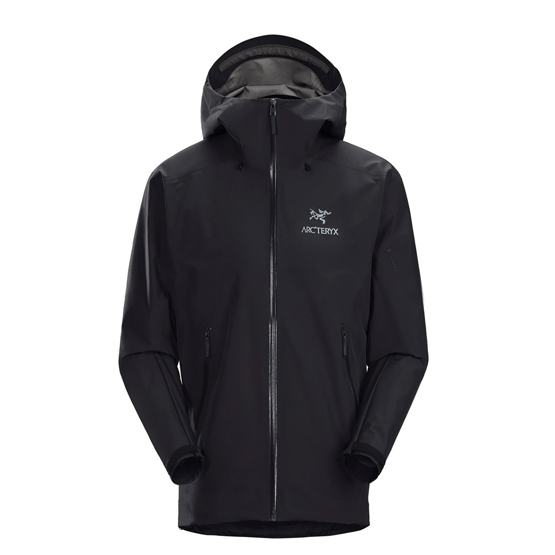 arc'teryx beta lt jacket - black