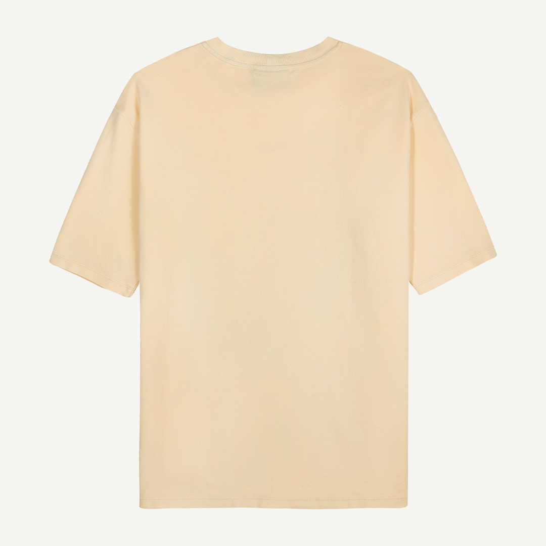 ampère august tee - off white