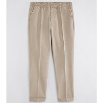filippa k terry cotton pants - desert taupe
